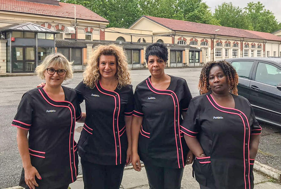 La scuola di applicazione di Torino rinnova l'appalto ad Aurora Srl